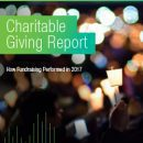 2017 Charitable Giving Report How Fundraising Performed in 2017
