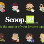 Scoop.it social networking news clipping
