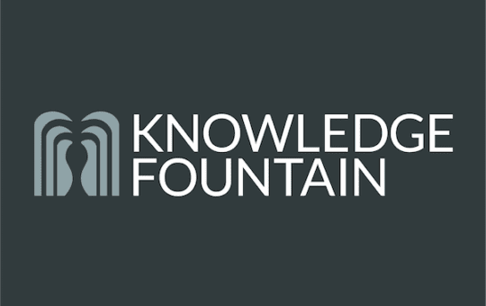 #VIDEO: The Knowledge Fountain Promos